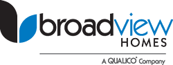 Broadview Home Qualico Company Logo