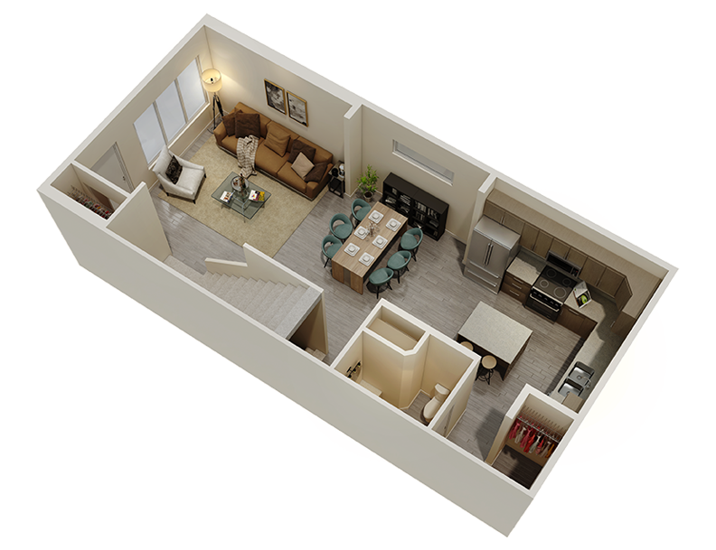 Unit 1_Main floor plan_revised1
